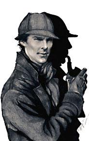 шерлок холмс знакомство на английском языке